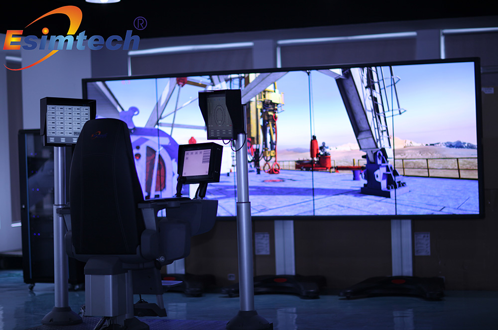 ESIM-FCC11 座椅式钻井模拟培训系统 Featured Image