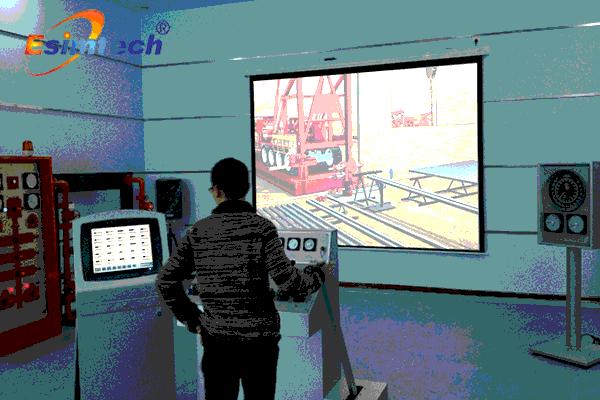井下作业模拟培训系统