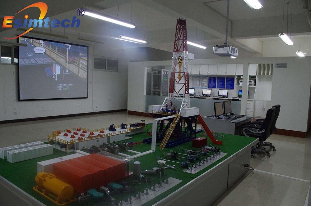 ESIM-FLS2 综合录井模拟培训系统