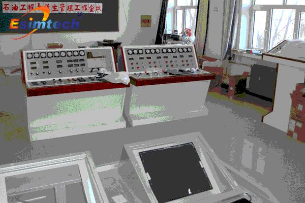 压裂酸化模拟培训系统