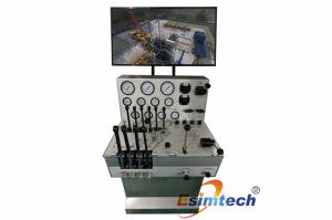 ESIM-FSS2 全尺寸带压作业模拟培训系统