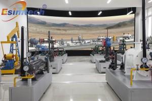ESIM-FOR3采油模拟培训系统