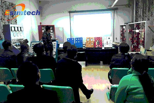 便携式井控模拟培训系统