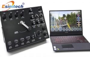 ESIM-PSS2S 便携式带压作业模拟培训系统