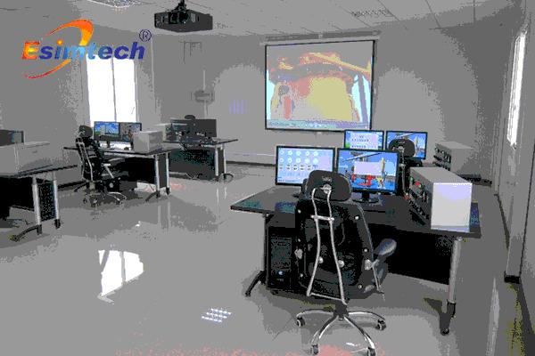 顶驱实训模拟培训系统