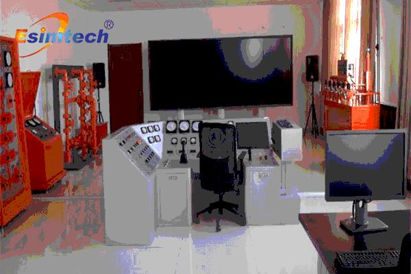 钻井模拟培训系统
