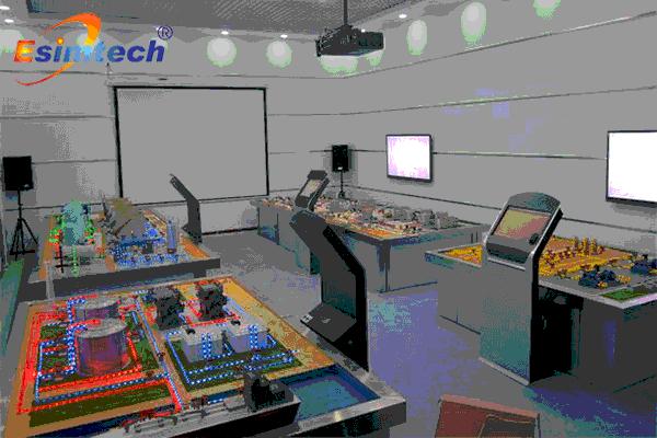 油气集输模拟培训系统