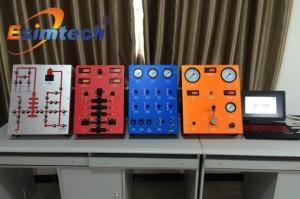 ESIM-PWS3S 便携式井下作业井控模拟培训系统