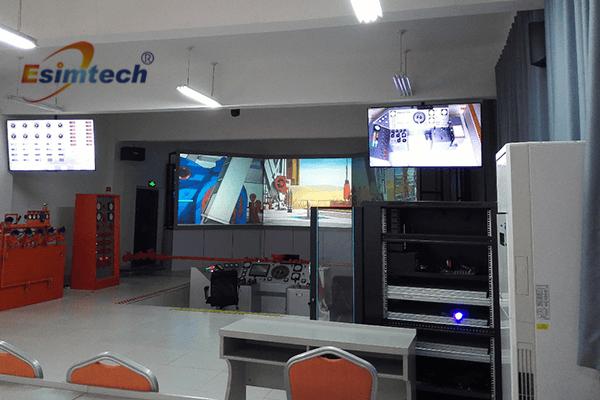 3D CAVE 钻井模拟培训系统