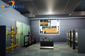 ESIM-FWT2 生产井测井模拟培训系统