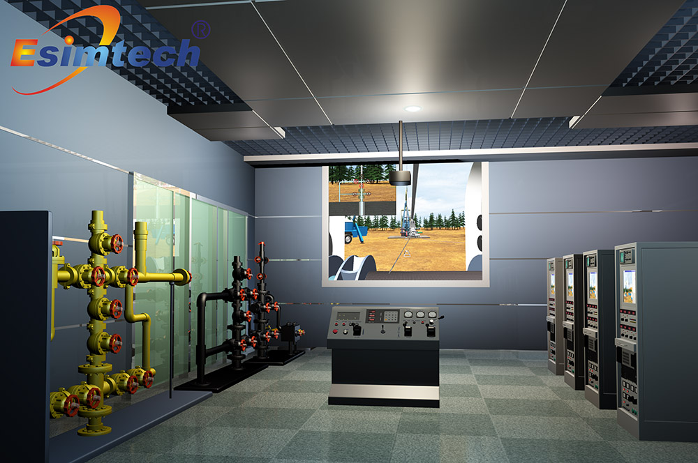 ESIM-FWT2 生产井测井模拟培训系统 Featured Image