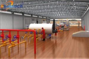 ESIM-FGR3 采气模拟培训系统