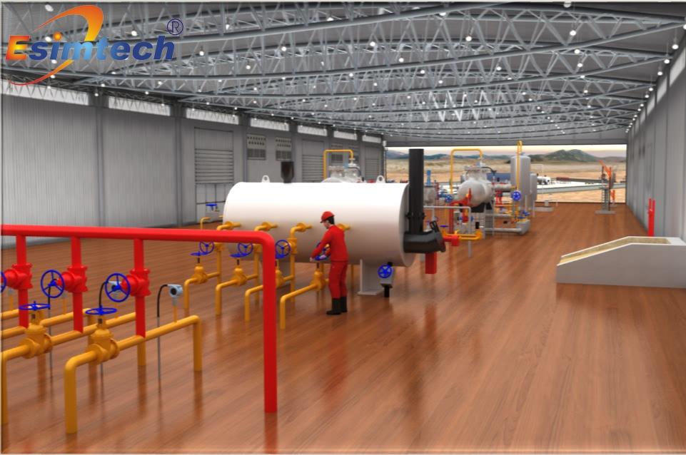 ESIM-FGR3 采气模拟培训系统 Featured Image
